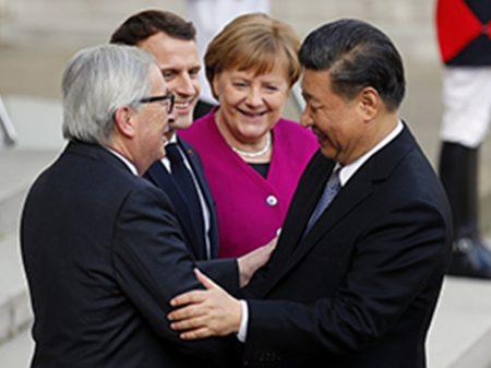 Merkel: Europa deve aderir  à iniciativa da China para ampliar comércio