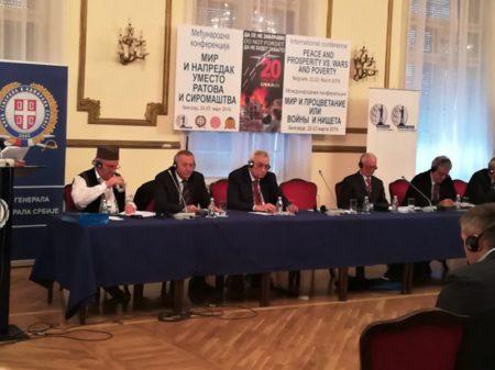 Conferência na Sérvia marca os 20 anos da agressão da Otan à Iugoslávia