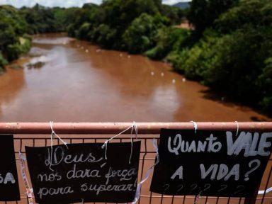 Gerente confirma que Vale conhecia riscos da barragem de Brumadinho