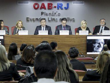 """""""Se reforma da Previdência passar estaremos rasgando a Constituição"""", aponta OAB/RJ"""
