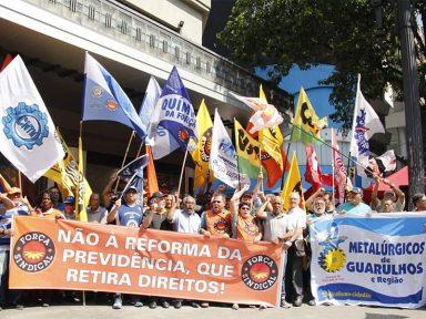Lançado abaixo-assinado das Centrais que conclama parlamentares a votarem contra PEC 06