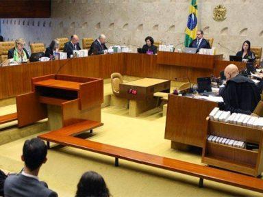 FUX remete ao plenário do STF ação da OAB que questiona MP 873