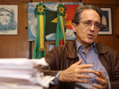 As memórias de Aldo Arantes