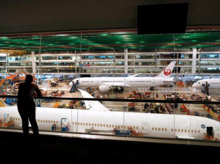 """Trabalhadores da Boeing denunciam """"fabricação defeituosa"""" do jato 787 Dreamliner"""