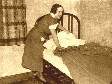 Elsie Parrish, a camareira que salvou o Direito do Trabalho nos EUA