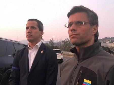 Venezuela: fracassa tentativa de golpe de Guaidó