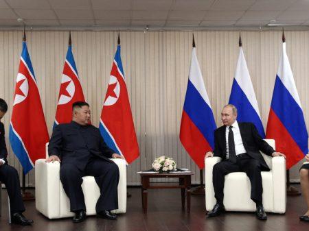 """Cúpula Kim – Putin: """"Desnuclearização só com base no respeito à soberania da Coreia Popular"""""""