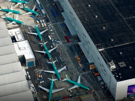 Boeing vai cortar a produção do modelo bichado em 20%