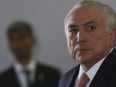 Temer torna-se réu em duas denúncias aceitas pelo juiz Marcelo Bretas