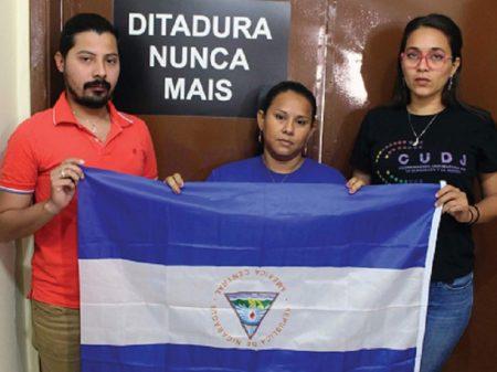 Coletivo Nicaraguense no Brasil: Ortega continua a prender e perseguir opositores