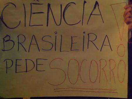 SBPC convoca mobilização nacional contra cortes de Bolsonaro na Ciência