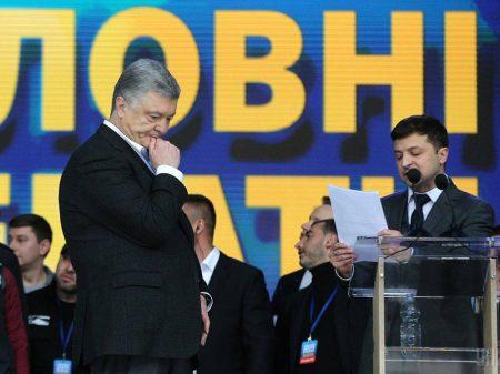 Fascista é derrotado por ampla margem na Ucrânia