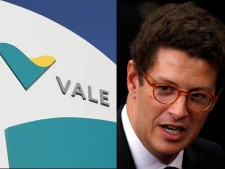 MPF questiona permuta de Ricardo Salles com Vale