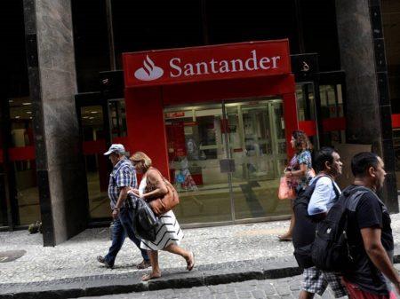 Lucro do Santander sobre 21,1% no 1º trimestre