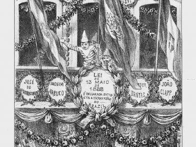 O 13 de Maio foi a vitória da luta de Zumbi dos Palmares