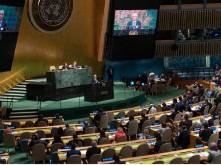 ONU condena Inglaterra por ocupar Ilhas Chagos e cometer limpeza étnica