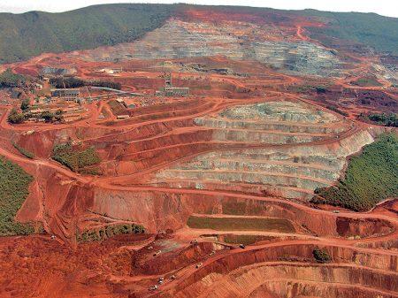 TJ-MG suspende atividades da Vale na mina de Brucutu
