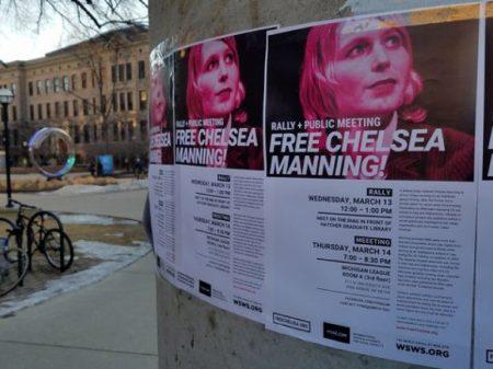 Manning apela por liberdade e repele chantagem para que minta contra Assange