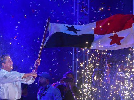 Presidente eleito no Panamá  promete fortalecer economia nacional