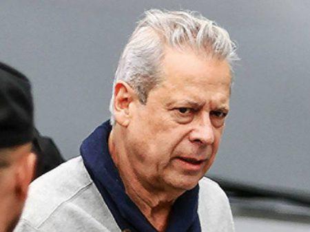 José Dirceu volta à prisão após decisão do TRF-4