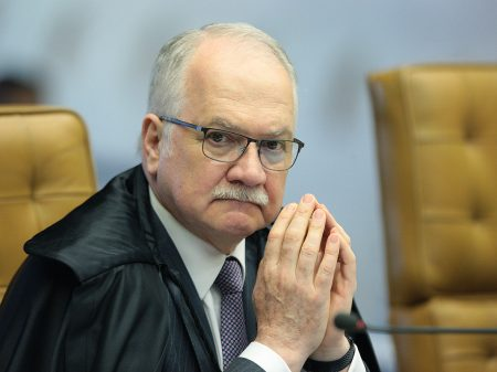 Ministro Edson Fachin rejeita recurso de Lula