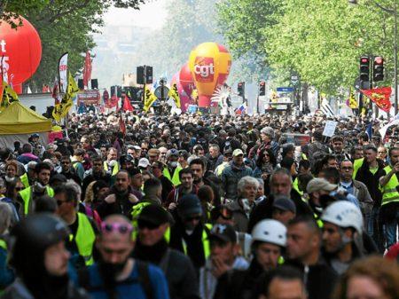 1º de Maio pelo mundo: trabalhadores vão às ruas por salário, emprego e previdência