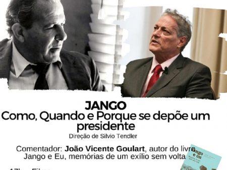 """Unicamp exibe filme """"Jango"""" no centenário do presidente"""