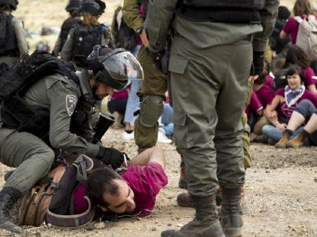 Israel detém judeus norte-americanos durante atividade solidária a palestinos