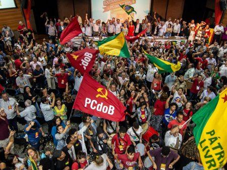 TSE aprova união do PCdoB e PPL