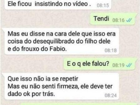 Ministro militar de Bolsonaro se queixa que foi vítima de mensagem falsa