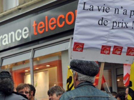 Para forçar demissões, France Télécom privatizada empurrou 59 ao suicídio