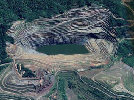 Estrutura de barragem da Vale em Minas pode se romper nos próximos dias