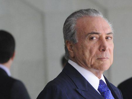 STJ decide soltar Temer e o seu operador Lima Filho com restrições