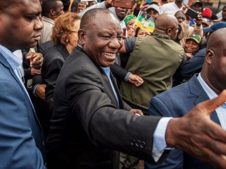 Partido de Mandela vence eleições sul-africanas