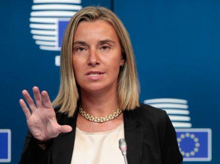União Europeia exige que EUA pare com ameaças ao Irã
