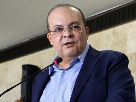 """""""Este governo que está aí gosta de fazer barulho"""", afirma Ibaneis"""