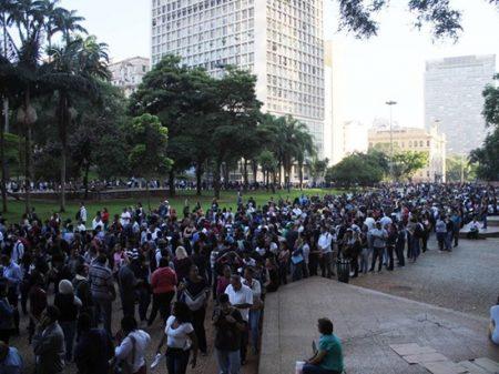 Desemprego aumenta em abril na Grande São Paulo
