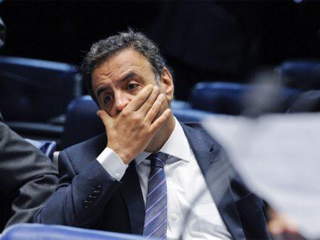 Aécio interferiu no governo de Minas para favorecer a JBS, admite ex-secretário