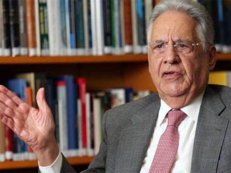 """""""Anunciar o caos recai na própria cabeça"""", diz FHC para Bolsonaro"""