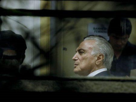 Juíza autoriza e Temer é transferido para quartel da PM de São Paulo
