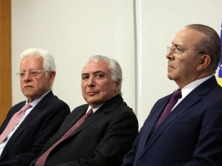 Justiça Federal torna Temer réu pela sexta vez