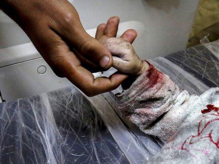 Israel responde com chacina em Gaza aos foguetes do Hamas