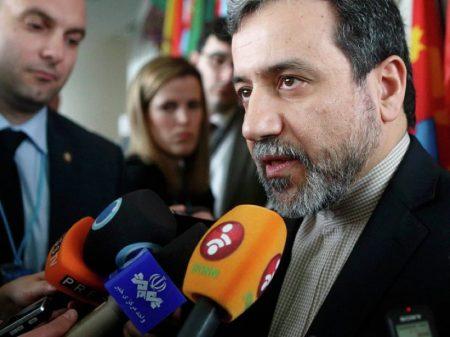 """Irã: """"a única forma de reduzir a tensão é pelo fim das sanções dos EUA"""""""