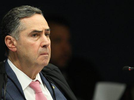 """Barroso, do STF: """"não entendo a euforia dos corruptos com o vazamento"""""""