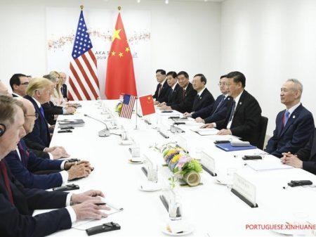 G20: reunião China-EUA obriga Trump a dar trégua em sua guerra comercial