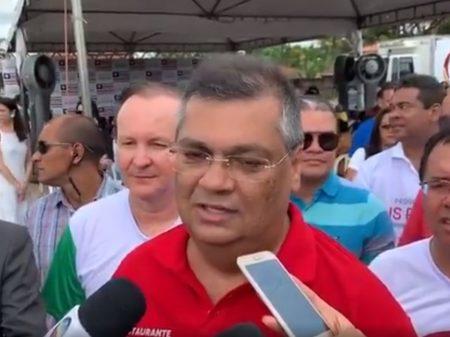 """Flávio Dino: """"não assinei 'carta' por não apoiar o genocídio da Previdência"""""""