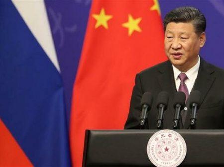 """Xi Jinping: """"Pressão extrema dos EUA sobre Irã é causa da tensão no Oriente Médio"""""""