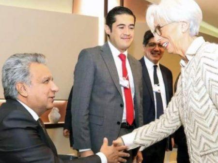 Moreno dobra-se ao FMI para fazer arrocho e cortar  direitos no Equador
