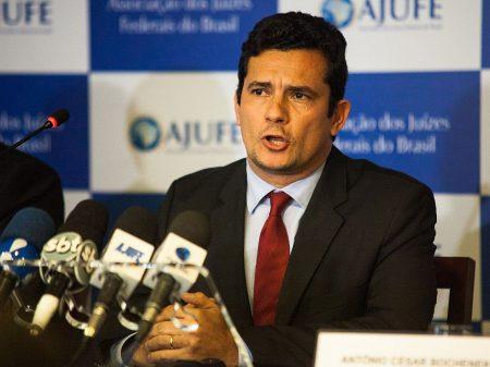 Ajufe rejeita e arquiva pedido de grupo de juízes contra Moro
