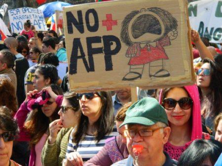 Capitalização no Chile: Fundos privados assaltam R$ 1 bilhão de aposentados mortos